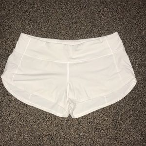 "Lululemon Speed Up 2.5"" Shorts"
